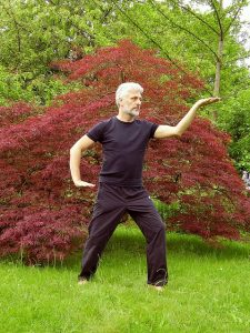 להתאמן בטאי צ'י לבד